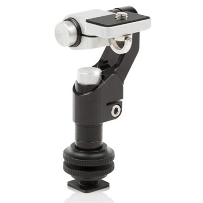 Shape 2-Axis Push Button Magic Arm with Hot Shoe