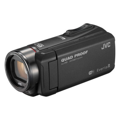 JVC GZ-RX605 videocamera Zwart