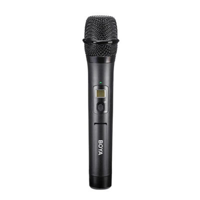 Boya Handheld Microfoon BY-WHM8