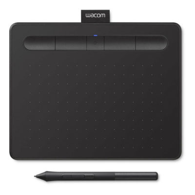 Wacom Intuos Comfort Small tekentablet Black