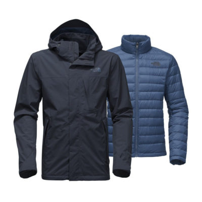 The North Face Mountain Light Triclimate Men's Jacket XXL Urban Navy
