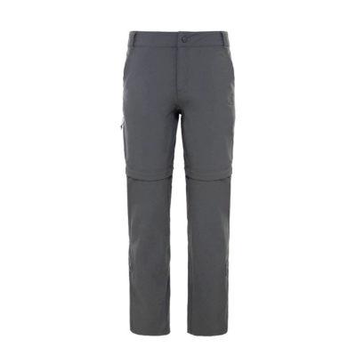 The North Face Exploration Convertible Men's Pants 30 Grijs