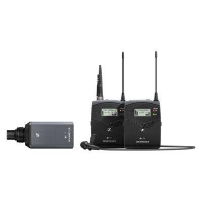 Sennheiser EW 100 ENG G4-B Camera Combi Set