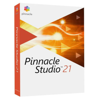 Pinnacle Studio 21 Standard NL Windows - POSA