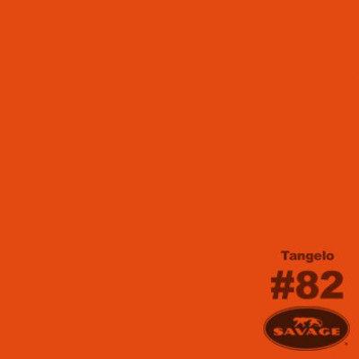 Savage Achtergrondrol Tangelo (nr 82) 2.18m x 11m