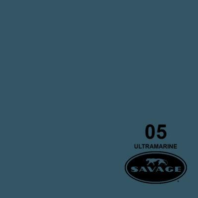 Savage Achtergrondrol UltraMarine (nr 05) 1.38m x 11m