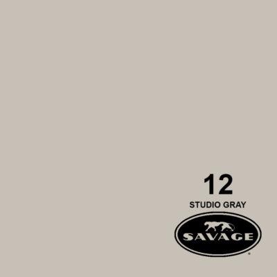 Savage Achtergrondrol Studio Grey (nr 12) 2.75m x 11m