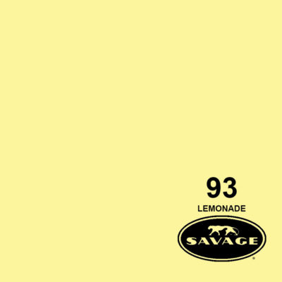 Savage Achtergrondrol Lemonade (nr 93) 2.75m x 11m