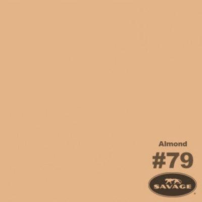 Savage Achtergrondrol Almond (nr 79) 2.75m x 11m