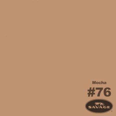 Savage Achtergrondrol Mocha (nr 76) 2.75m x 11m