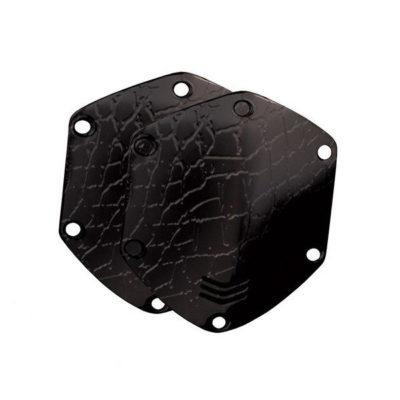 V-Moda Over-Ear Shield Plates Croc Black