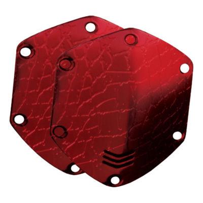 V-Moda Over-Ear Shield Plates Croc Red