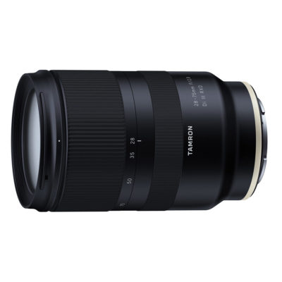 Tamron 28-75mm f/2.8 Di III RXD Sony E-Mount objectief