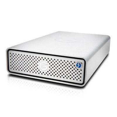 G-Technology G-Drive 6TB Thunderbolt 3 & USB 3.1 harde schijf