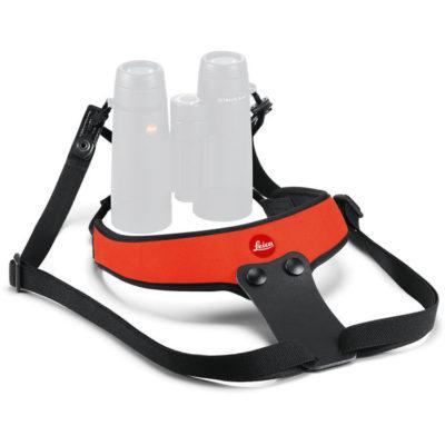 Leica Neoprene Binocular Strap Sport Juicy Orange