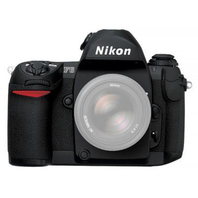 Nikon F6 35mm SLR Camera Body