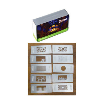 Spiffy Gear Blaster Creative Kit - Pro Gobo Set 1