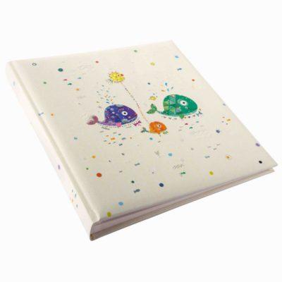 Goldbuch Whale Family Baby Album 30x31