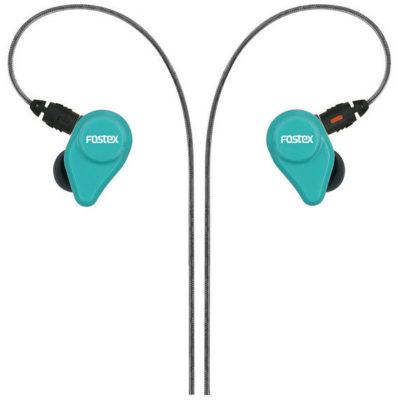 Fostex TE04BL In-Ear Stereo Oordoppen Blauw