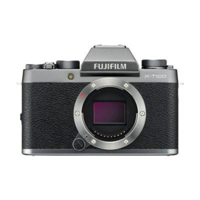 Fujifilm X-T100 systeemcamera Body Zilver