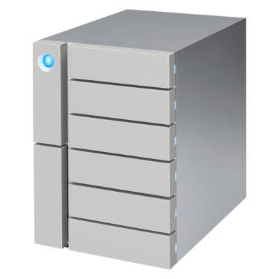 LaCie 6big Thunderbolt 3 USB-C 12TB netwerk harde schijf