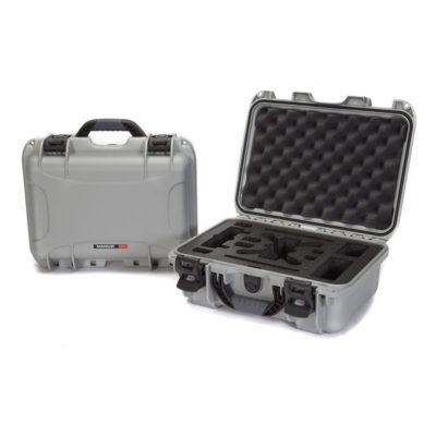 Nanuk Protective Case 915 DJI Spark koffer Zilver