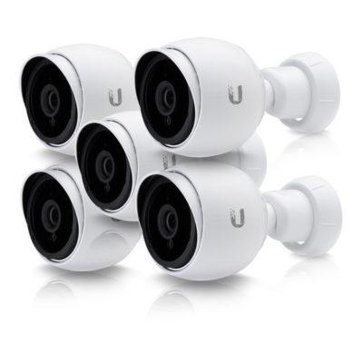 Ubiquiti UniFi G3-AF IP-camera - 5 stuks