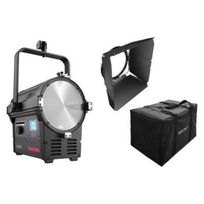 "Rayzr 7 300B Bi-Color 7"" LED Fresnel Light Premium Pack"