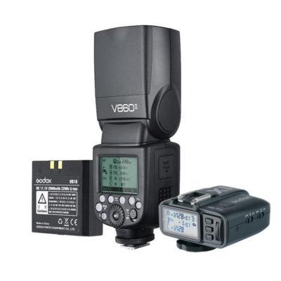 Godox Speedlite V860II Fujifilm Trigger Kit