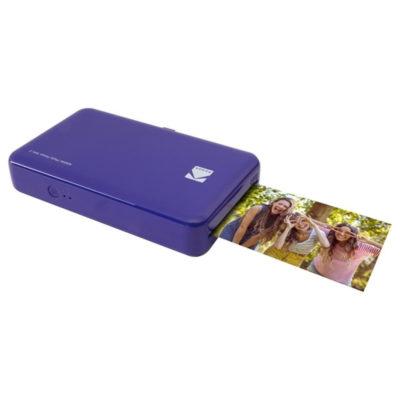 Kodak Photo Printer Mini 2 Paars