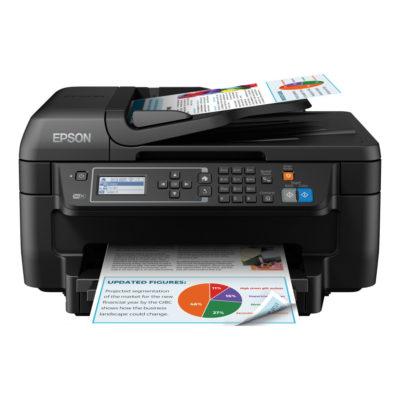 Epson WorkForce WF-2750DWF printer