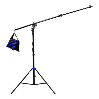 Savage Convertible Drop Stand & Boom (360cm)