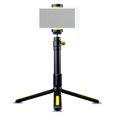 Black Eye Filming Handle Tripod - HD Combo bundle