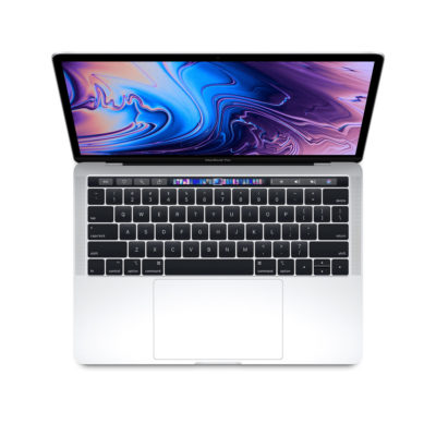 Apple MacBook Pro 13-inch Touch Bar Quadcore i5 2.3GHz 512GB Silver (MR9V2N/A)