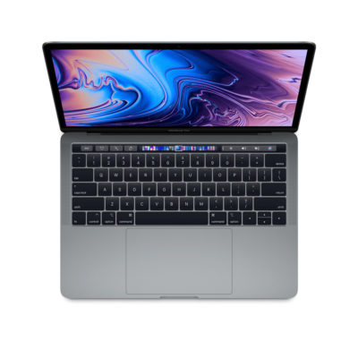 Apple MacBook Pro 13-inch Touch Bar Quadcore i5 2.3GHz 512GB Space Grey (MR9R2N/A)