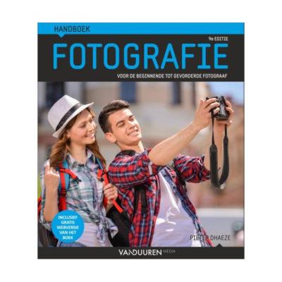 Handboek Fotografie, 9e editie - Pieter Dhaeze