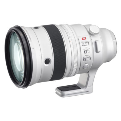 Fujifilm XF 200mm f/2.0 R LM OIS WR objectief
