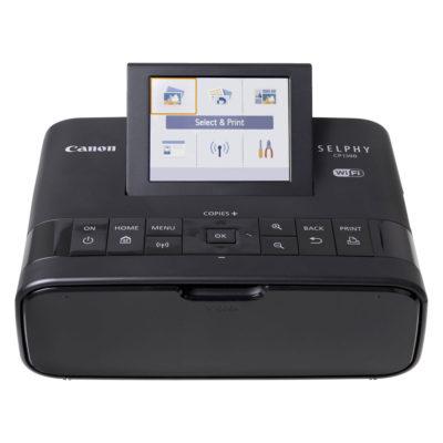 Canon Selphy CP1300 printer Zwart open-box