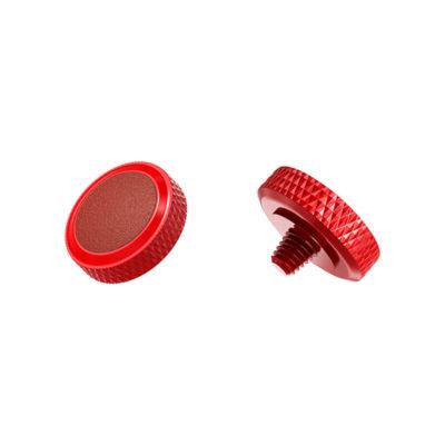 JJC Deluxe Soft Release Button SRB-R Bruin