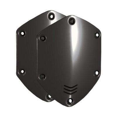 V-Moda On-Ear Shield Plates Gunmetal