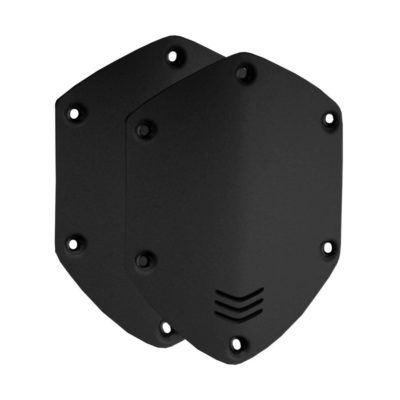 V-Moda On-Ear Shield Plates Matte Black