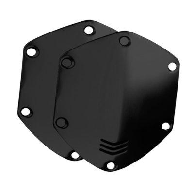 V-Moda Over-Ear Shield Plates Shiny Black