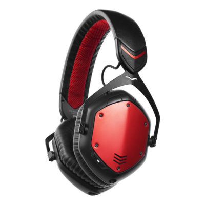 V-Moda Crossfade Bluetooth Over-Ear koptelefoon Rouge