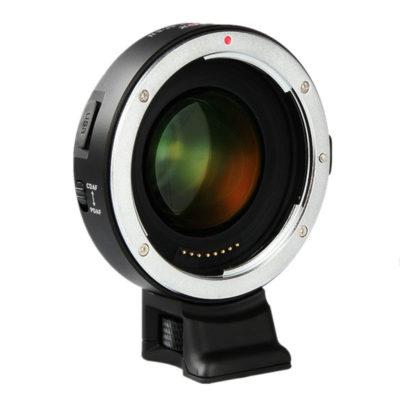 Viltrox EF-E II Autofocus Lens Mount Adapter