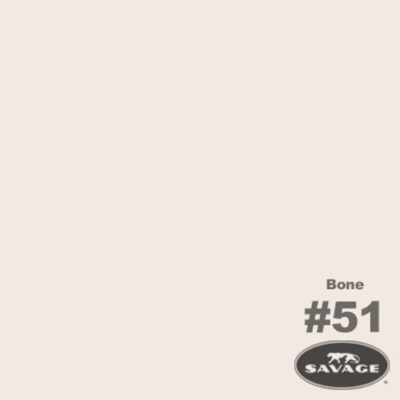 Savage Achtergrondrol Bone (nr 51) 2.75m x 11m
