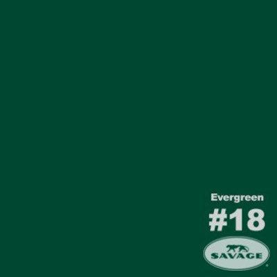 Savage Achtergrondrol EverGreen (nr 18) 2.75m x 11m