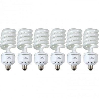 Westcott 50W Fluorescent Lamp - 6 stuks