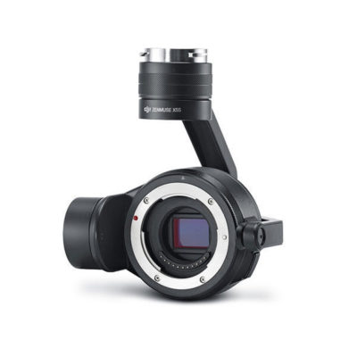 DJI Zenmuse X5S camera met gimbal - Demomodel
