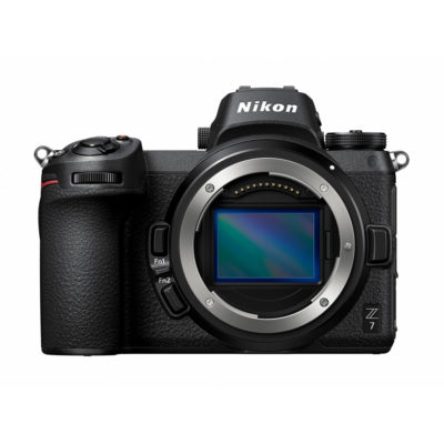 Nikon Z7 systeemcamera Body + FTZ adapter