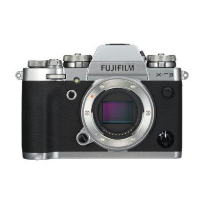 Fujifilm X-T3 systeemcamera Body Zilver